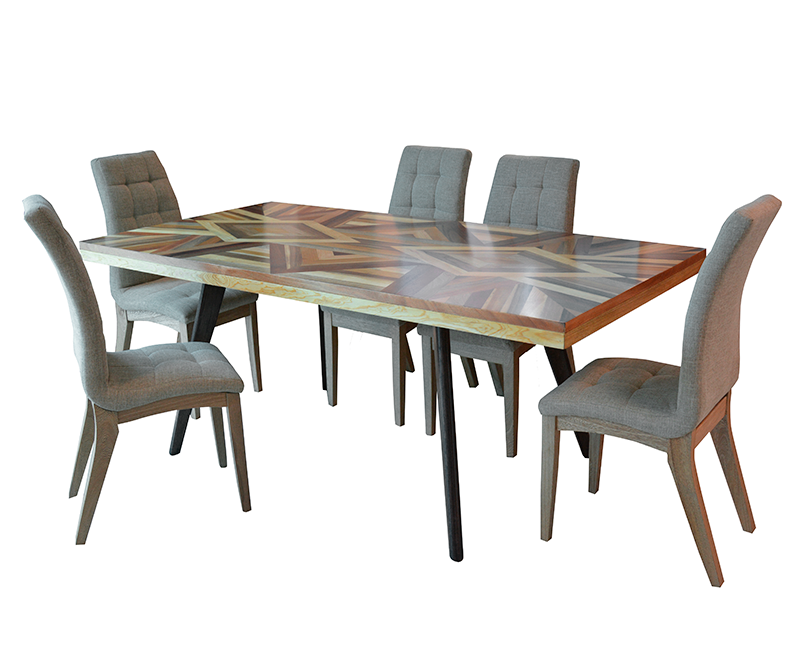 Comedor madera industrial dise os y muebles for Comedor industrial pdf