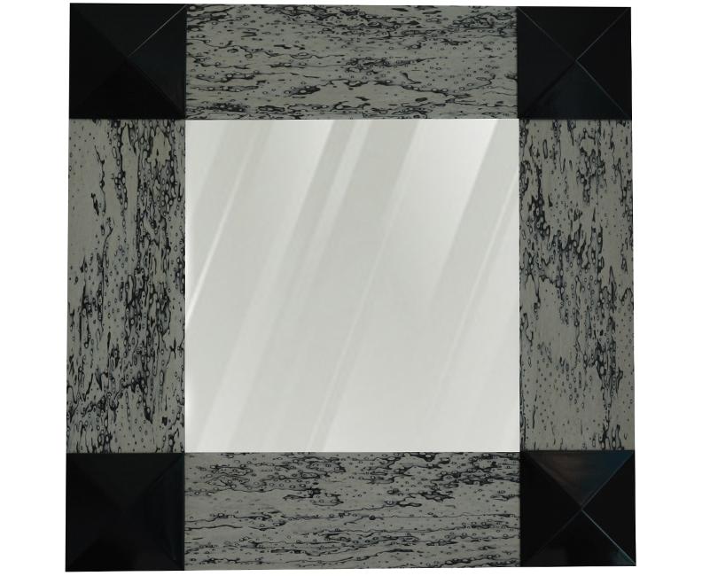 Marco Espejo Black – Diseños y Muebles